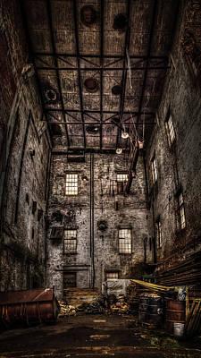 Photograph - Warehouse  by Jakub Sisak