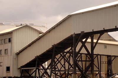 Photograph - Warehouse Passage by Jill Reger