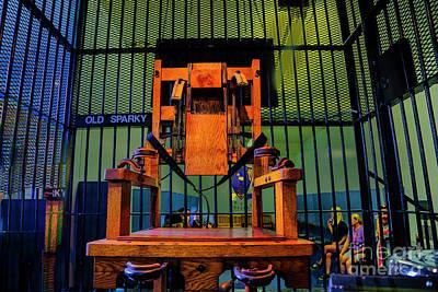 Photograph - Warm Chair by Rick Bragan