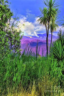 Photograph - Warm Mountain by Rick Bragan