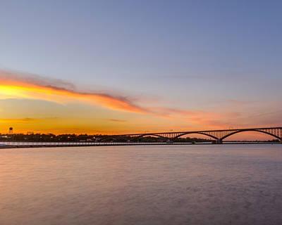 Photograph - Warm Niagara Twilight  by Chris Bordeleau