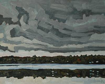 Warm Sector Stratocumulus Original by Phil Chadwick