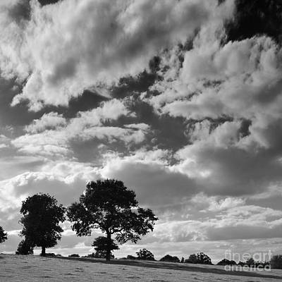 Photograph - warm September Birmingham landscape 1 by Paul Davenport