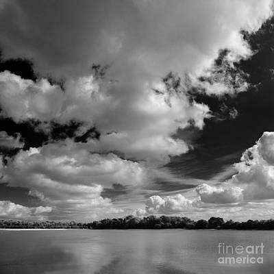 Photograph - warm September Birmingham landscape 7 by Paul Davenport
