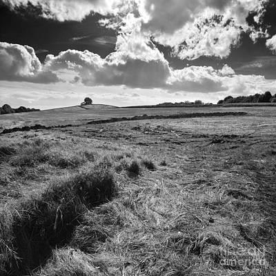 Photograph - warm September Birmingham landscape 8 by Paul Davenport