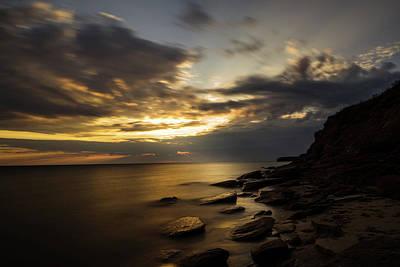 Photograph - Warm Still Cavendish Waters by Chris Bordeleau