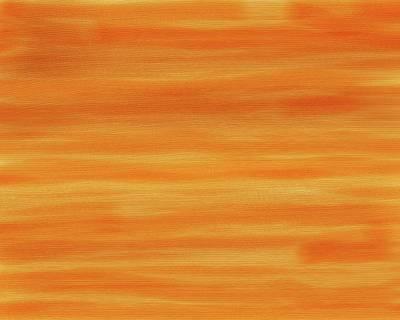 Warm Waves Art Print by Dan Sproul
