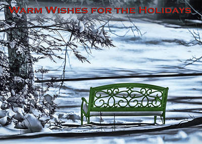 Photograph - Warm Wishes by John Haldane
