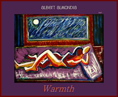Warmth Art Print by Albert Almondia
