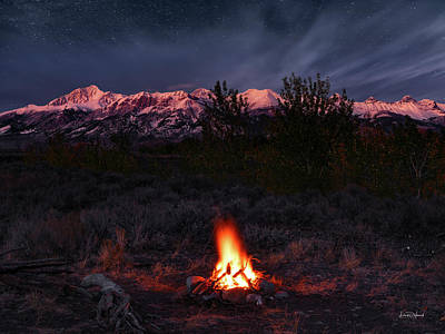 Photograph - Warmth by Leland D Howard