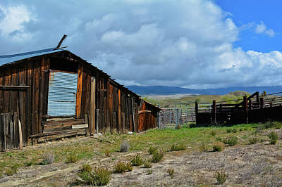 Photograph - Warner Carrillo Ranch by Kyle Hanson