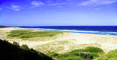 Photograph - Warrain Beach Culburra by Miroslava Jurcik