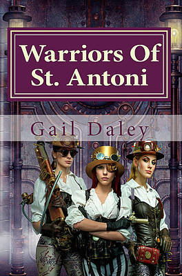 Digital Art - Warriors Of St. Antoni by Gail Daley