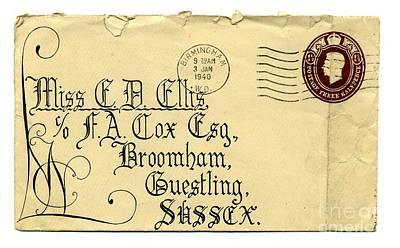 Wartime Letter Original