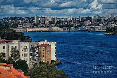 Photograph - Waruda Street Sydney New South Wales by Diana Mary Sharpton