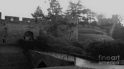Photograph - Warwick Castle 3 by John Williams