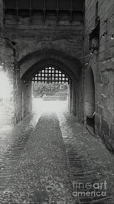 Photograph - Warwick Castle 4 by John Williams