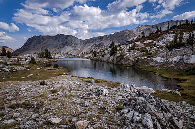 Photograph - Wasco Lake by Cat Connor