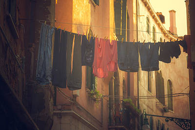 Washing Photograph - Washed Out by Chris Fletcher