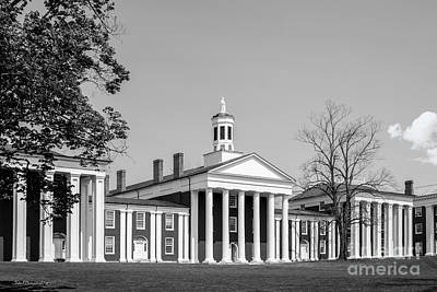 Special Occasion Photograph - Washington And Lee University Washington Hall by University Icons