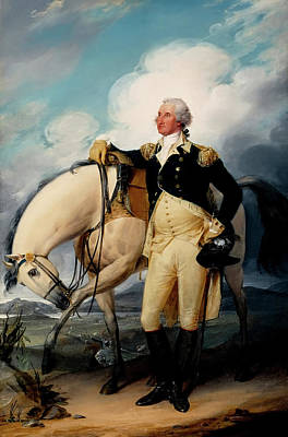 Painting - Washington At Verplank's Point by Mountain Dreams