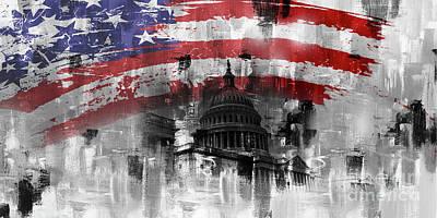 Washington Dc Building 01a Original
