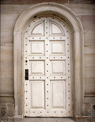 Photograph - Washington Dc Door by Jean Haynes