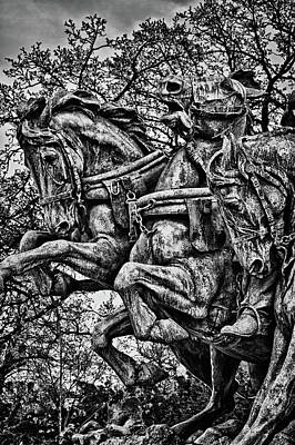 Photograph - Washington Dc Monument Detail No 3 by Val Black Russian Tourchin
