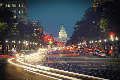 Photograph - Washington Dc by Ray Devlin