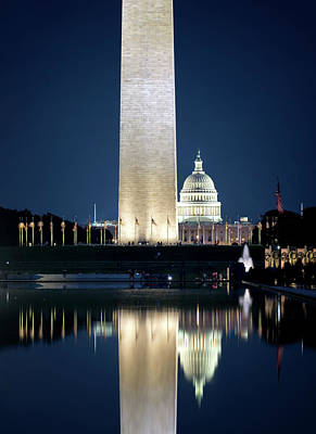 Photograph - Washington Dc by Ryan Wyckoff