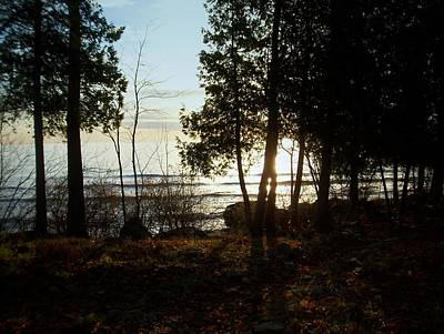 Photograph - Washington Island Morning 3 by Anita Burgermeister