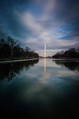 Photograph - Washington Monument by Bill Howard