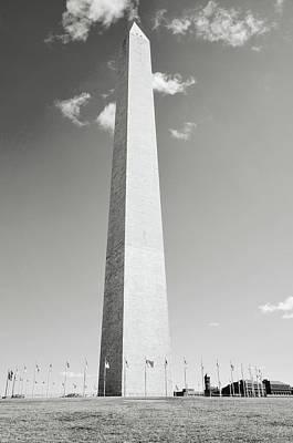 Photograph - Washington Monument by Brandon Bourdages