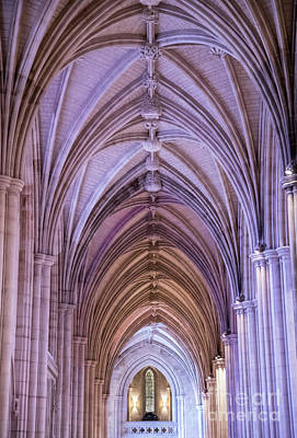 Photograph - Washington National Cathedral by Bianca Nadeau