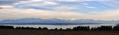 Photograph - Washington Panorama by Dick Pratt