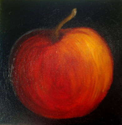 Painting - Washington Red   Sold by Susan Dehlinger