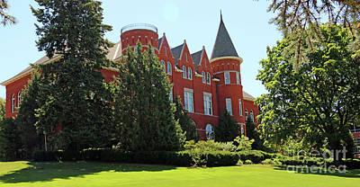 Photograph - Washington State University  3606 by Jack Schultz
