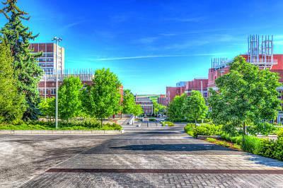 Photograph - Washington State University by Spencer McDonald