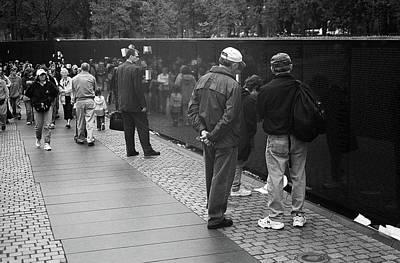 Photograph - Washington Street Photography 1 by Frank Romeo