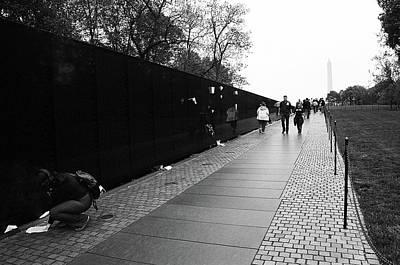 Photograph - Washington Street Photography 3 by Frank Romeo