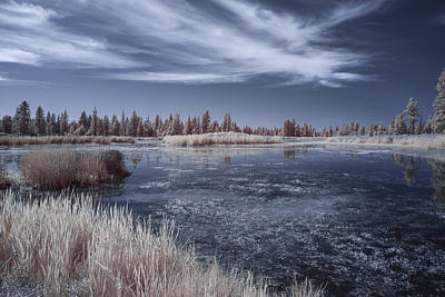Washington Waters II Print by Jon Glaser
