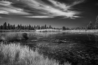 Washington Waters Print by Jon Glaser