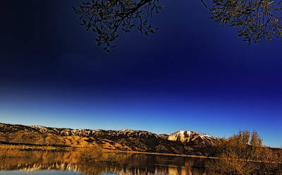 Photograph - Washoe Lake State Park by Nancy Marie Ricketts