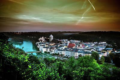 Photograph - Wasserburg Am Inn by Holger Debek