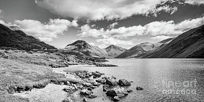 Photograph - Wastwater And Wasdale by Colin and Linda McKie