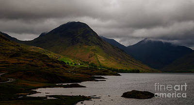 Wastwater Art Print by John Collier