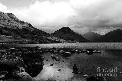 English Photograph - Wastwater by Nichola Denny