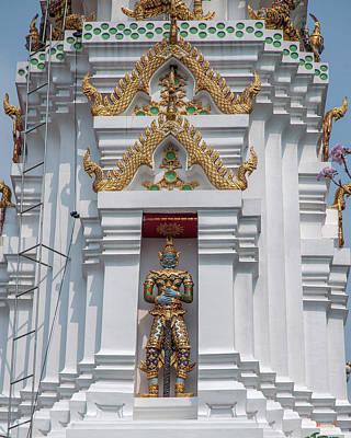 Photograph - Wat Apson Sawan Phra Chedi Guardian Giant Dthb1922 by Gerry Gantt