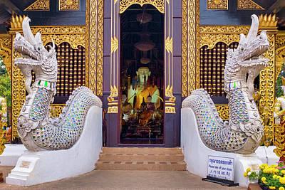 Photograph - Wat Inthakhin Saduemuang by Fabrizio Troiani