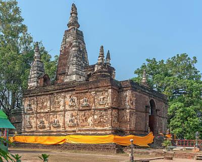 Photograph - Wat Jed Yod Maha Vihara Jedyod Dthcm0902 by Gerry Gantt